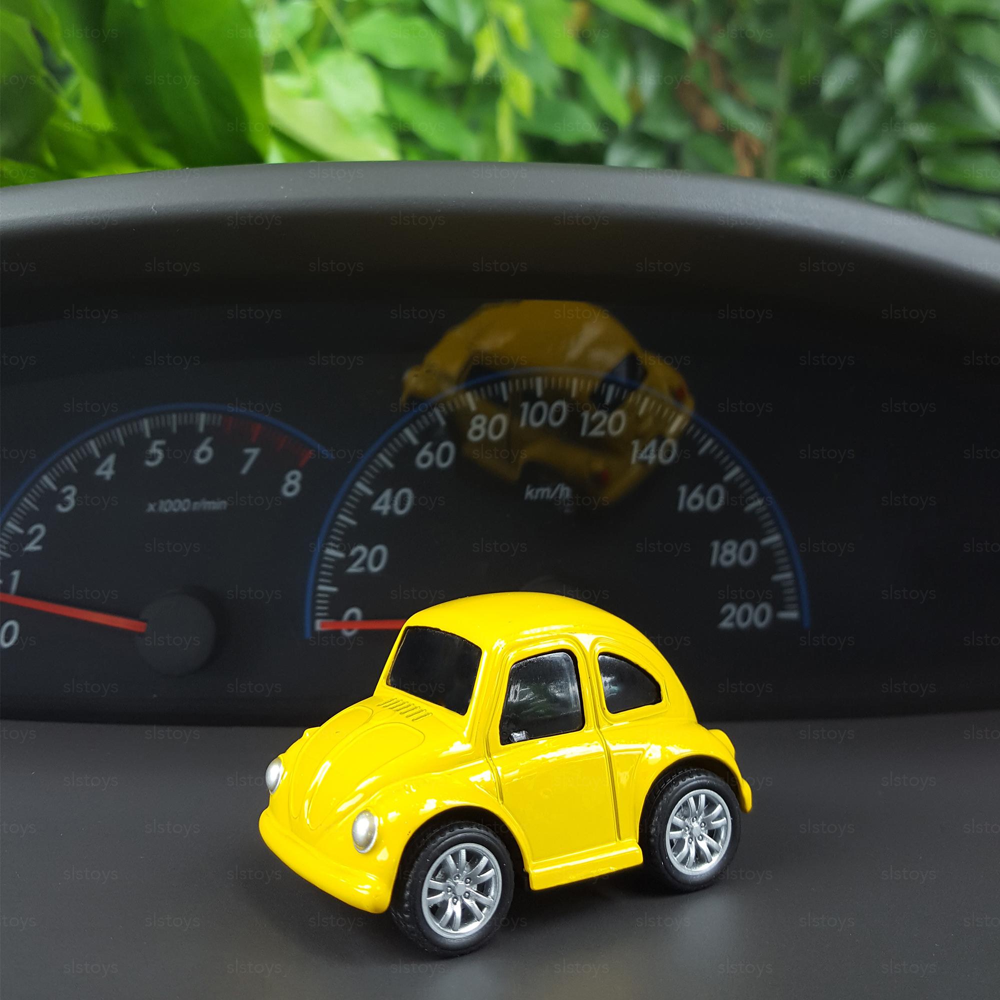 Die Cast Speed Mini Cars 4 Assorted Designs 4pcs Set